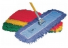 SSS Endless Twist Colored Yellow Dust Mop - 6/CS
