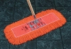 "SSS Endless Twist Colored Orange Dust Mop - 5"" x 24"""