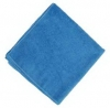 "SSS Lightweight MicroPower Microfiber Cloth - 16""x16"", Blue"