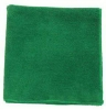 "SSS Lightweight MicroPower Microfiber Cloth - 16""x16"", Green"