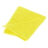"SSS Lightweight MicroPower Microfiber Cloth - 16""x16"", Yellow"