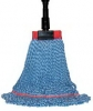 SSS MicroTec Looped End Wet Mop - Lg., Green, 5""