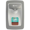 SSS FoamClean Collection White/Gray Dispenser - 1000-1250 mL.