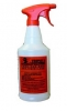 SSS 32 OZ. Contour Spray Bottle with Trigger Sprayer - 24/CS