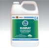 SSS Sunray Non-Ammoniated Glass Cleaner Concentrate - 4/1 Gallons
