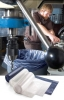 SSS Futura Super Flex HAO LLDPE Can Liner - White, 38' X 60' X .79 Mil.