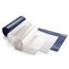 SSS Futura Super Flex HAO LLDPE Can Liner - 33x40, 1.4 Mil., Blue, 10 rolls, 20 bags per roll