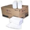 SSS Sterling Multi-Fold Towels, White - 250 Towels/Sleeve, 16 Sleeves/CS