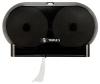 SSS Sterling Select 2.0 Side-by-Side Bath Tissue Dispenser - Black, 4/CS