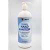 SSS 70% Hand Sanitizer Gel - w/Pump, 32 oz., 12/CS