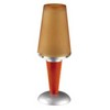 STERNO Deco-Lite® Candle Lamp - Wood Base