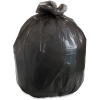 RUBBERMAID Eco-Degradable Plastic Trash Bags - 20-30 Gal, Brown