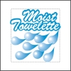 SANFACON Moist Towelettes - Blue Droplet