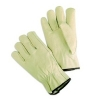 Spring Wood Drivers' Leather Gloves - Small Size