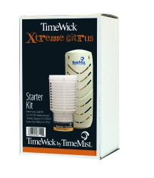 TIMEMIST TimeWick® Starter Kit with Refill - Xtreme Citrus