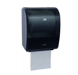 """Tork Electronic Hand Towel Roll Dispenser - 8"""" controlled roll towels"""