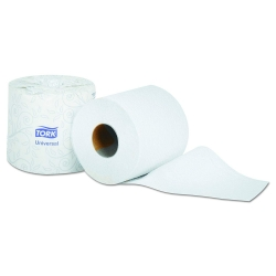 Tork Universal 2-Ply Bath Tissue Roll - 96/CS