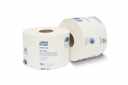 Tork Universal Bath Tissue Roll with OptiCore® - 2-Ply, 36/CS