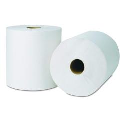 "Tork Universal Hand Towel Roll - White, 8"" W/ 800 ft. L"