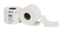 Tork Premium 2-Ply Bath Tissue Roll - 625/RL, 48/CS