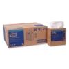 Tork® Heavy-Duty Paper Wiper - 1-PLY, White, 90 Wipes/BX, 10 BX/Carton