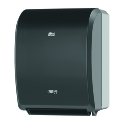 """Tork Electronic Hand Towel Roll Dispenser - 7.5"""" controlled roll towels"""