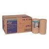 Tork® Perforated Towel Roll - 2-Ply, Natural, 210 Shts/RL,12rl/ctn