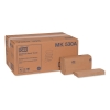 Tork® Multifold H& Towel - 1-Ply, Natural, 250/PK,16PK/ctn