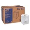 Tork® Hardwound Roll Towel - One-Ply, White, 12/Carton