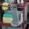 """UNGER Ergo Toilet Bowl Brush Holder - 16.5"""""""