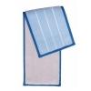 """UNGER SmartColor™ Velcro Blue Mop  - 19.5"""""""