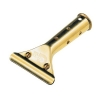 UNGER GoldenClip® Brass Squeegee Handle only - 10/CS