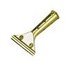 UNGER Golden Clip® Window Pro Brass Squeegee Handle -