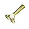 UNGER Golden Clip® Window Pro Brass Squeegee Handle -