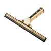 "UNGER 12"" GoldenClip Brass Window Squeegee - 1/EA"