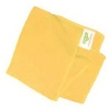 UNGER MicroWipe™ UltraLite Microfiber Cleaning Cloth - 200 Series, Yellow