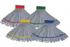 UNGER SmartColor™ RoughMop String Mop  - ST38 Series, Red