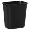 RUBBERMAID Soft-Sided Wastebasket - 14QT