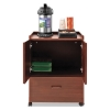 Mobile Deluxe Coffee Bar - 23w X 19d X 30 3/4h, Cherry