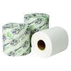 Wausau Baywest Universal Bath Tissue - One-ply 1000 48