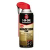 RUBBERMAID 3-IN-ONE® Professional Garage Door Lube with Smart Straw - 11-OZ. Aerosol Can
