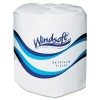 "WINDSOFT Facial Quality Toilet Tissue - 4.5"" x 3.0"""
