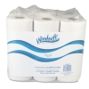 """WINDSOFT Perforated Paper Towel Rolls - 11"""" x 9"""" Sheets"""