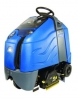 "Windsor Chariot 26"" iScrub™ Stand-On Automatic Cylindrical Scrubber - 3-12V/205 A/H Batteries"