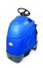 "Windsor Chariot 20"" iScrub Stand-On Automatic Scrubber - 3 x 114 A/H AGM batteries, 21A On-board charger w/ Poly Brush"