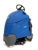 "Windsor Chariot 20"" iScrub Deluxe Stand-On Automatic Scrubber - 3 x 130 A/H batteries, 21A automatic charger w/ poly brush"
