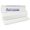 Poly-Cover Plastic Sheets - 4mil, 20 X 100, Clear